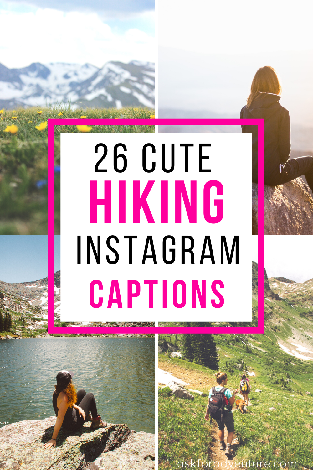 26 Good Instagram Captions for Hiking Pictures in 2020 ...