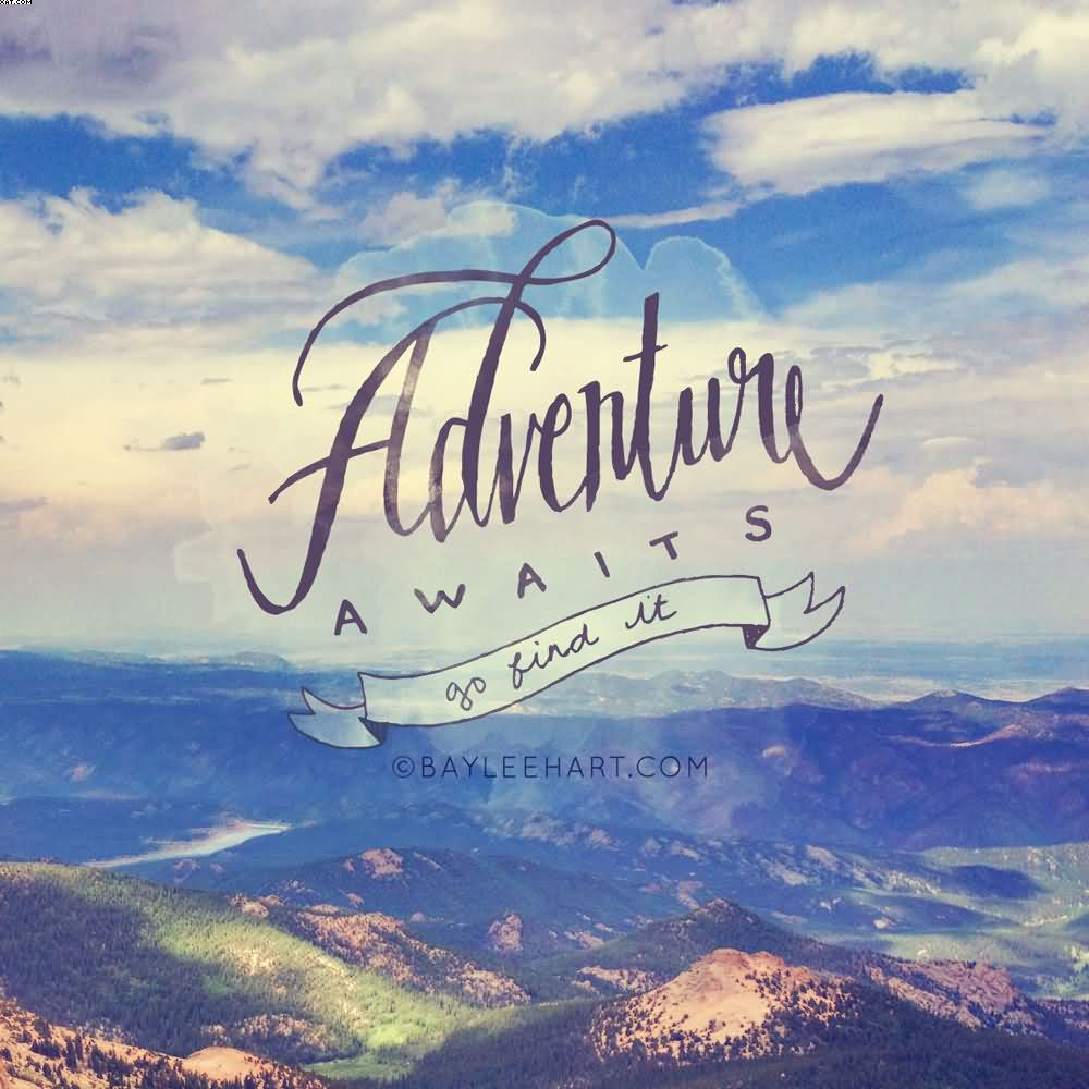 New Adventure Quotes. QuotesGram