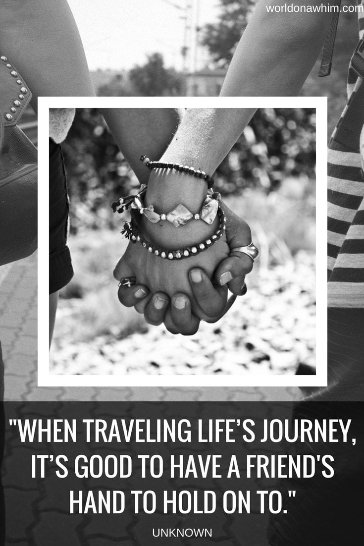 10 Awesome Unplanned Trip With Friends Quotes | Travel Quotes