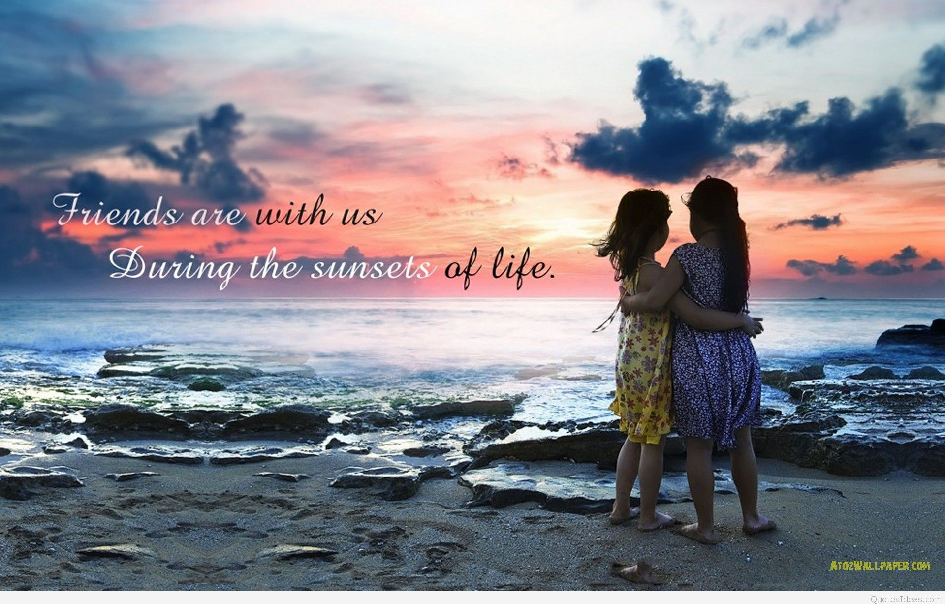 Download Wallpaper For Friendship Quotes Gallery