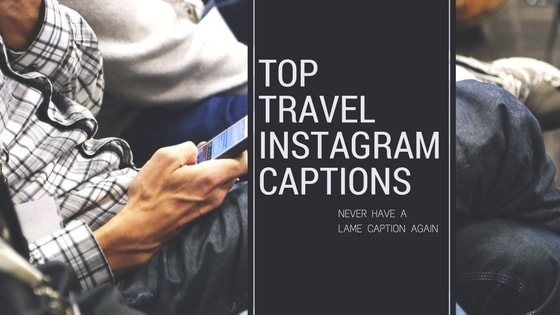 Travel Instagram Captions For Every Country | Itinerary Shelly