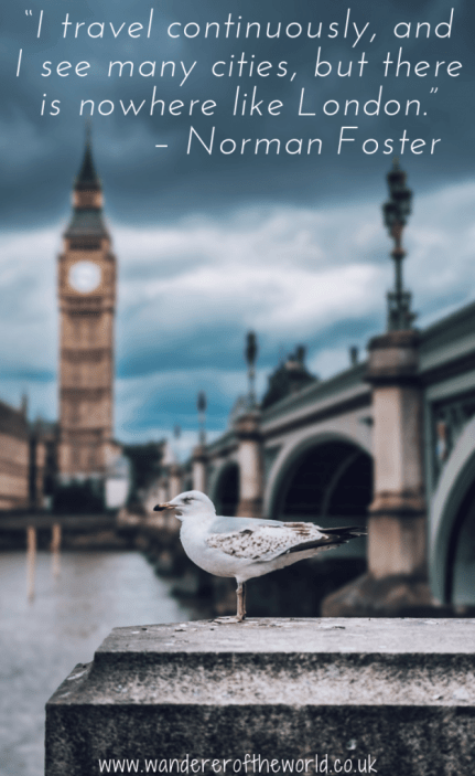 25 Quotes About London to Inspire You to Visit | Wanderers ...