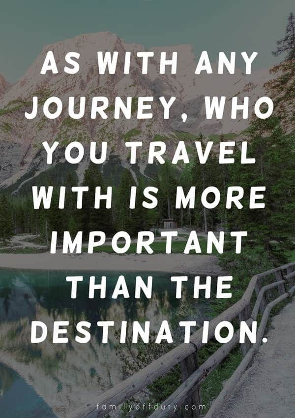 The Most Inspiring Quotes About Travel With Friends ...