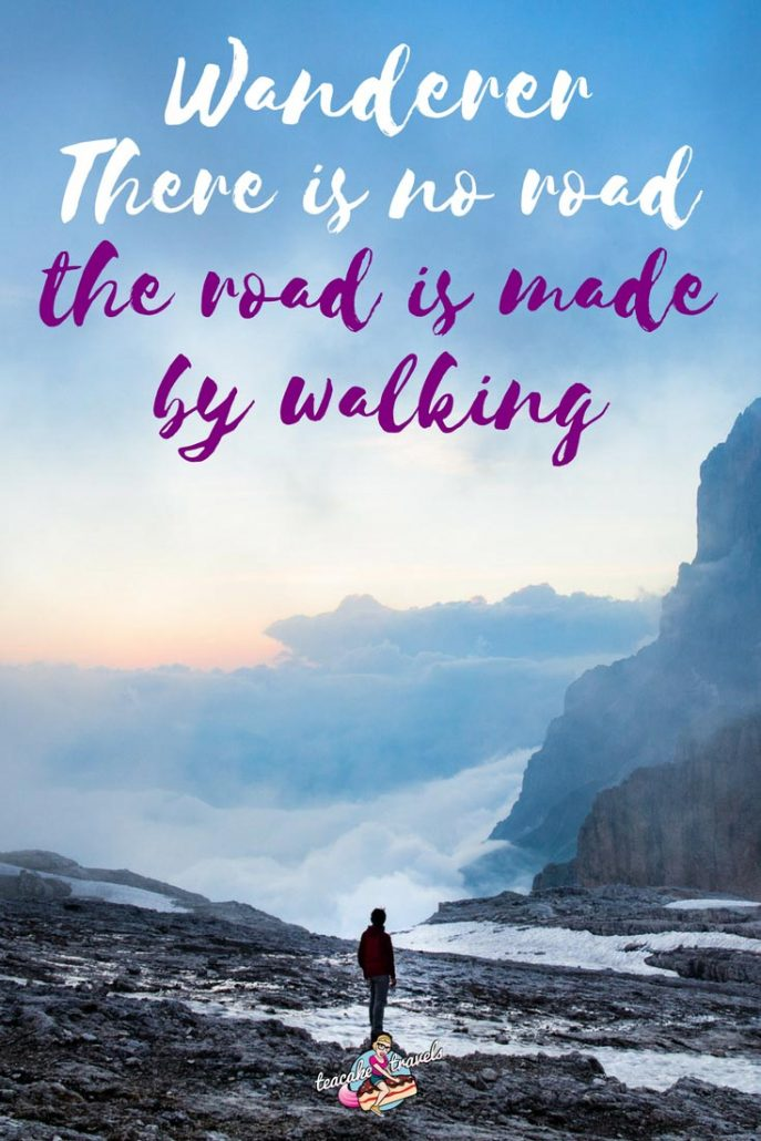 36 Inspirational Solo Female Travel Quotes by Women ...