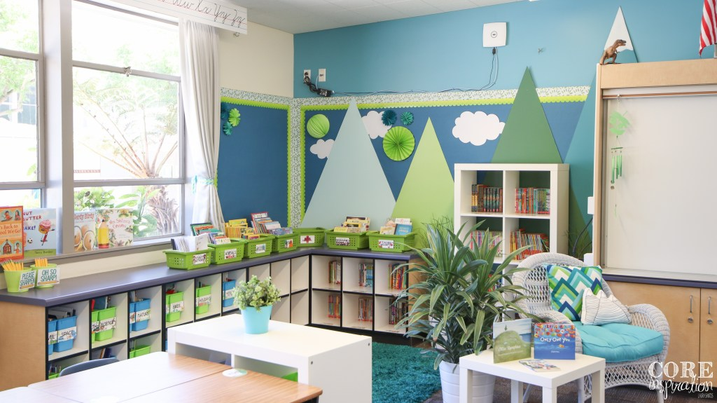 Six Steps To An Organized Classroom Library