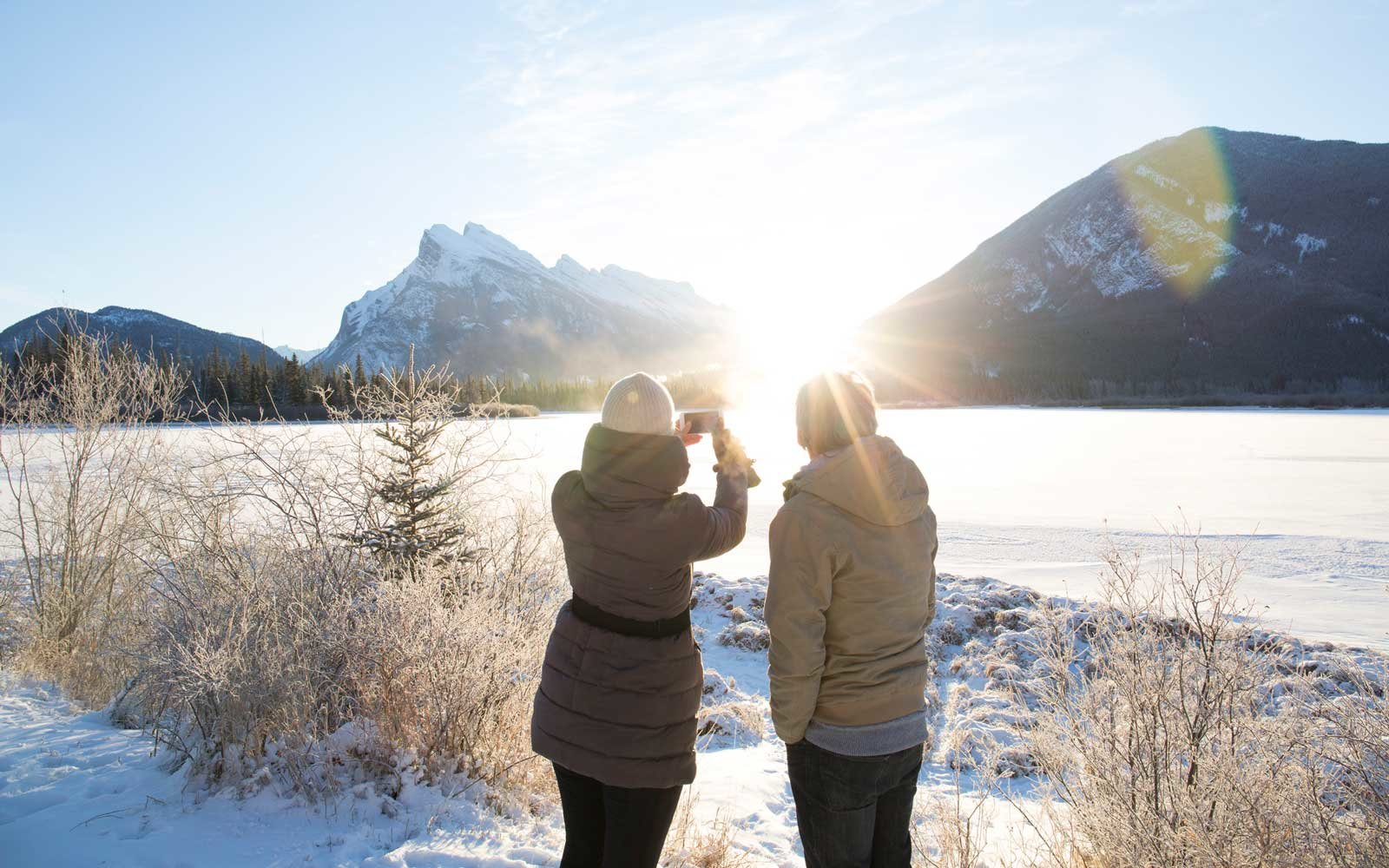Cool Winter Captions for Instagram | Travel + Leisure