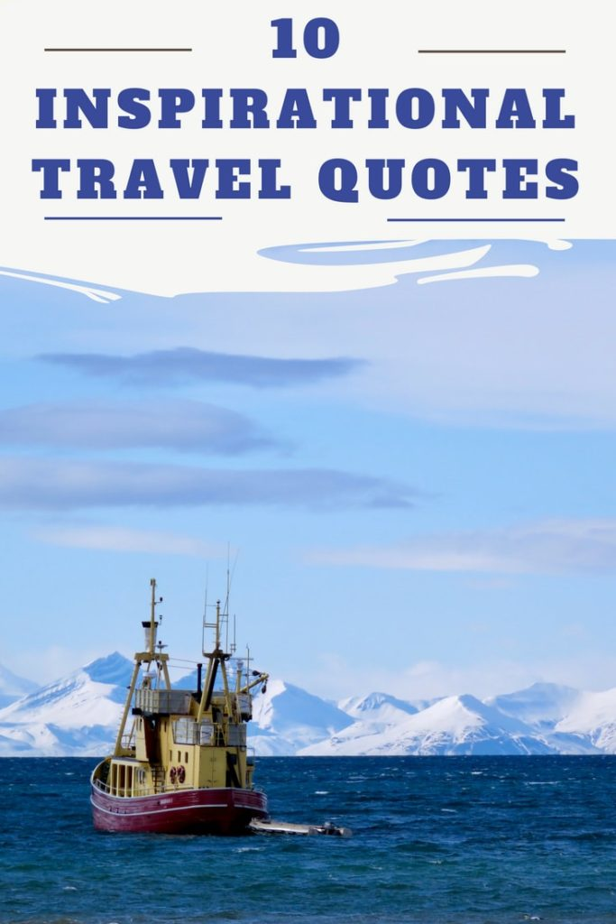 10 Best Explore the World Quotes - 197 Travel Stamps